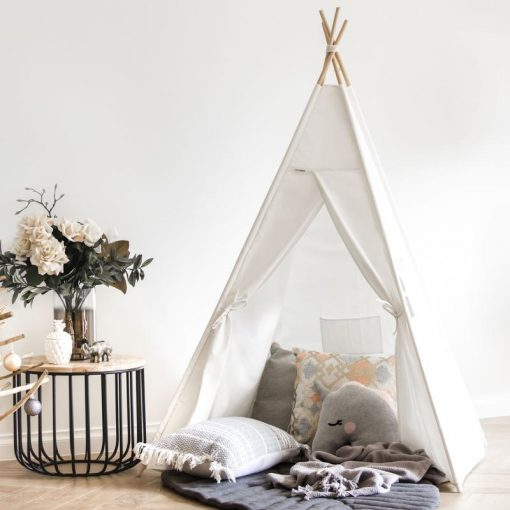 Snow Dust Kids Teepee | Interior Design Trend - Little Residents
