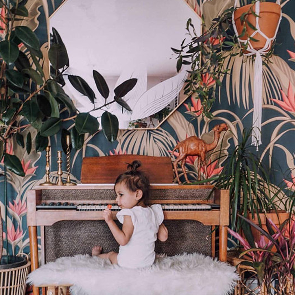 Modern Nursery Wallpaper: 5 Modern Nursery Wallpaper Picks